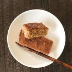 手軽で簡単!ワンボウルで作れる塩バターケーキ